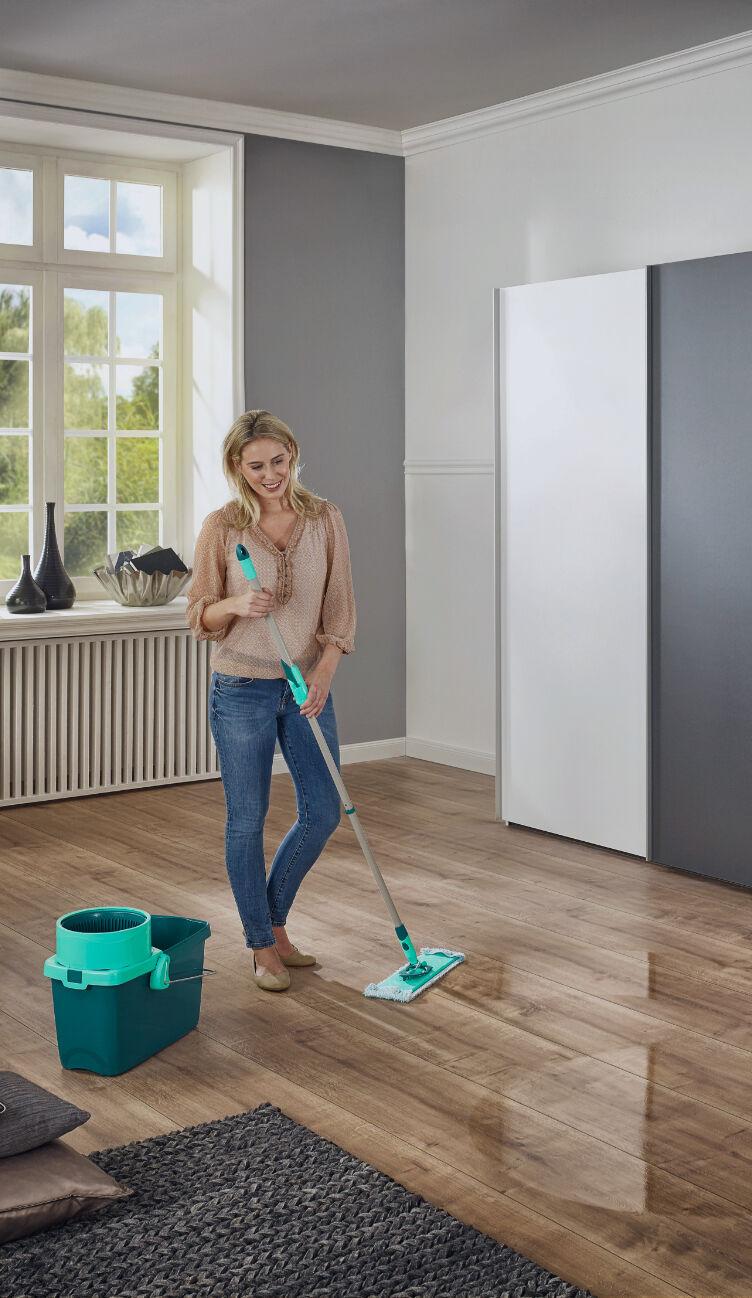 Gør gulvvask til en leg